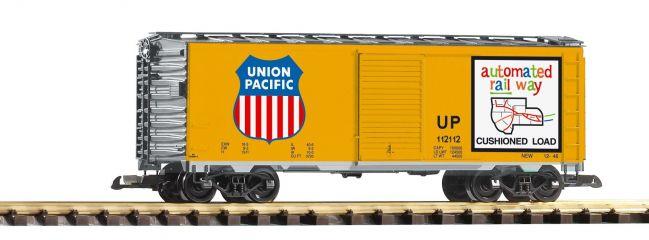 PIKO 38831 gedeckter Güterwagen UP Spur G