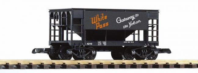 PIKO 38838 Schüttgutwagen White Pass + Yukon Spur G