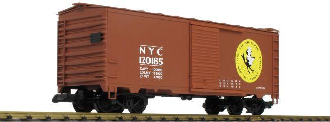 PIKO 38874 Gedeckter Güterwagen NYC Early Bird | Spur G
