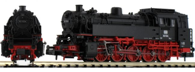 PIKO 40100 Dampflok BR 82 DB | analog | Spur N