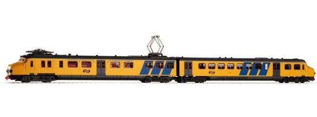 PIKO 40280 Elektrotriebwagen Hondekop gelb mit drittem Spitzenlicht NS Spur N