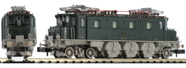 PIKO 40323 E-Lok Serie Ae 3/6l 10619 SBB | DC analog | Spur N