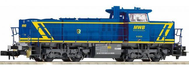 ausverkauft | PIKO 40412 Diesellok G 1206 MWB Spur N