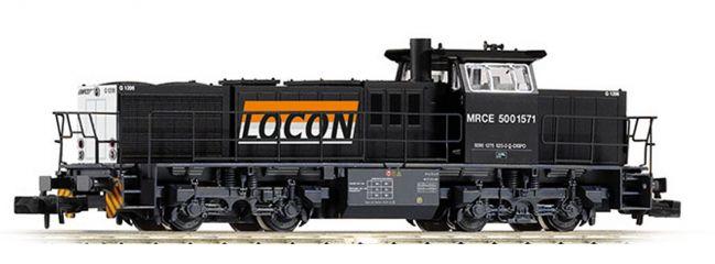 PIKO 40417 Diesellok G 1206 der MRCE Locon Spur N