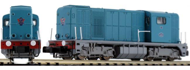 PIKO 40421 Diesellok Rh 2400 blau NS | DCC Sound | Spur N