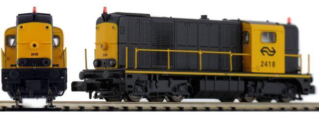 PIKO 40425 Diesellok Rh 2400 NS IV | DCC Sound | Spur N