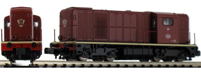 PIKO 40426 Diesellok Rh 2400 NS III | DC Analog | L-Licht | Spur N