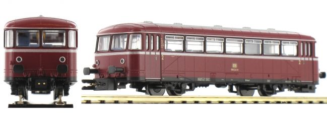 PIKO 40680 Schienenbus Beiwagen 998 der DB Spur N