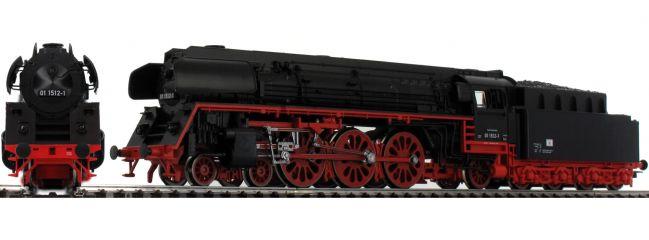 PIKO 50108 Dampflok BR 01.15 Kohle DR | DC analog | Spur H0