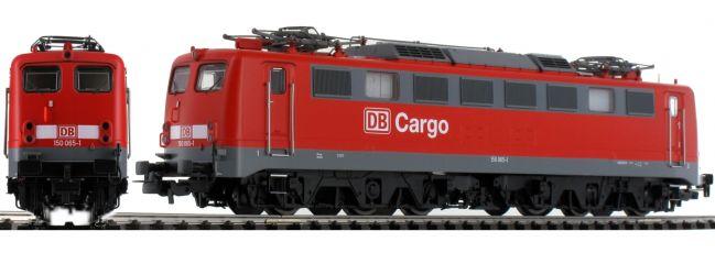 PIKO 51646 E-Lok BR 150 | verkehrsrot | DB AG | DC analog | Spur H0