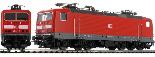 PIKO 51707 E-Lok BR 143 mit Doppellampe DB AG   AC-Digital   Spur H0