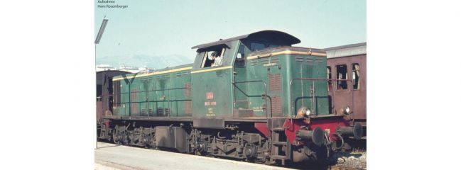 PIKO 52440 Diesellok D.141 1019 FS | DC analog | Spur H0