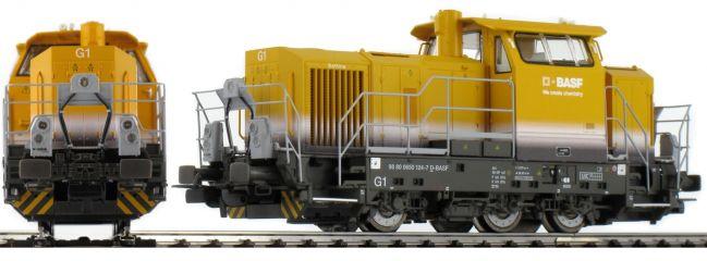 PIKO 52656 Diesellok Vossloh G6 | BASF | DC analog | Spur H0