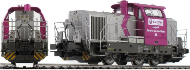 PIKO 52660 Diesellok G6 Evonik | analog | Gleichstrom | Spur H0