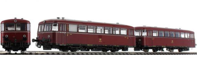PIKO 52721 Schienenbus 798 + Steuerwagen 998.6 | DB | AC digital | Spur H0
