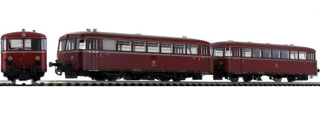 PIKO 52731 Schienenbus 798 + Steuerwagen 998.6 DB | AC digital | Spur H0
