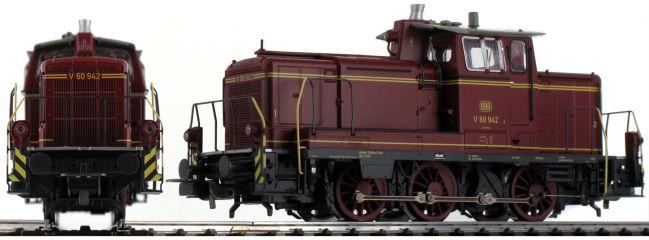 PIKO 52828 Diesellok BR V60 DB   DCC Sound   Spur H0