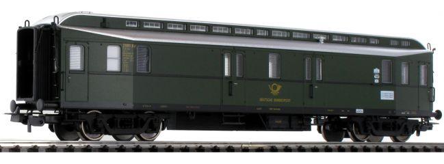 PIKO 53325 Postwagen Post -4ü-a/17 | DBP | DC | Spur H0