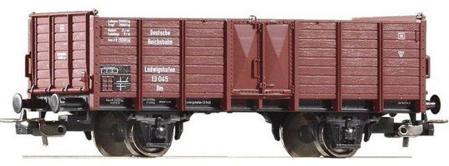 PIKO 54147 Offener Güterwagen Om Ludwigshafen DRG | DC | Spur H0