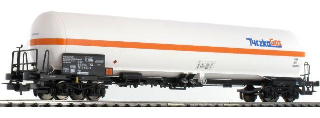 PIKO 54667 Druckgaskesselwagen Zags | Tyczka | DC | Spur H0