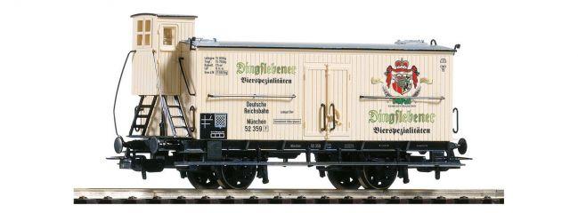 PIKO 54744 Bierwagen Dingslebener DRG | DC | Spur H0