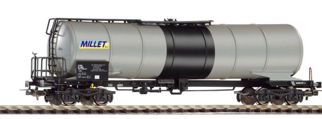 ausverkauft | PIKO 54785 Knickkesselwagen Marcel/Millet SNCF Spur H0