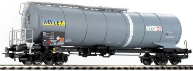 PIKO 54793 Knickkesselwagen Millet ChemOil Privatbahn   DC   Spur H0