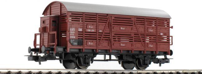 PIKO 54869 Kleinvieh-Verschlagwagen V23 DB | DC | Spur H0