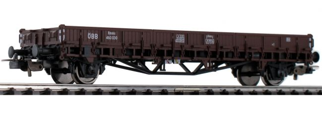 PIKO 54979 Rungenwagen ex Ulm ÖBB   DC   Spur H0
