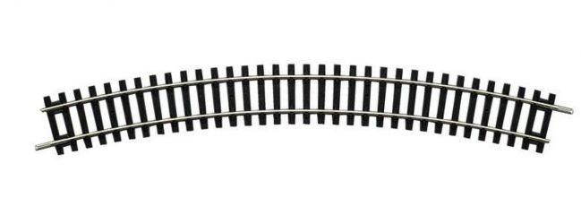 PIKO 55213 gebogenes Gleis   R 3   484 mm   A-Gleis Spur H0