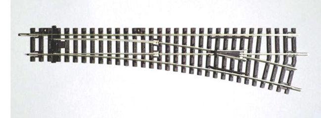 PIKO 55221 Weiche  WR   15 Grad   A-Gleis Spur H0