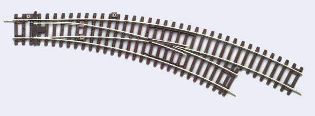 PIKO 55223 Weiche-Bogen BWR | 30 Grad | A-Gleis Spur H0