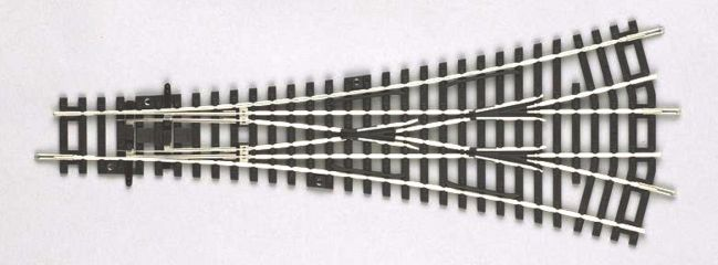 PIKO 55225 Weiche 3-Wege W3 | A-Gleis Spur H0