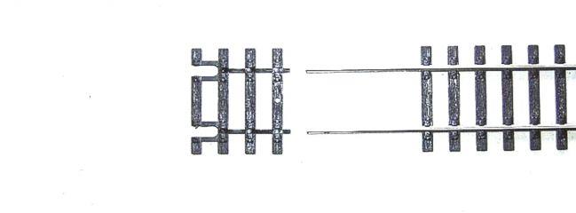 PIKO 55282 Gleisschwellen 31 mm für Flexgleis | 1 Stück | A-Gleis Spur H0