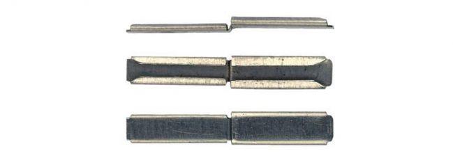 PIKO 55294 Schienenverbinder Niveauausgleich   1 Packung mit 6 Stück   A-Gleis Spur H0