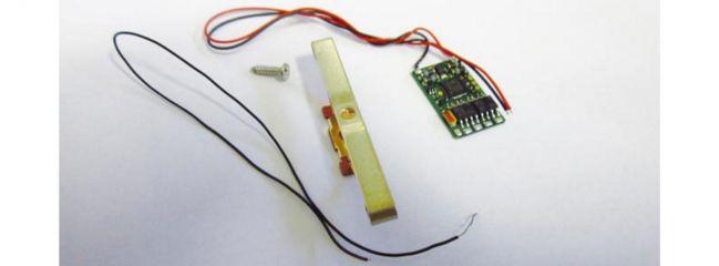 PIKO 56127 Nachrüstset Funktionsdecoder für Lichtwechsel Railjet Steuerwagen | AC | Spur H0