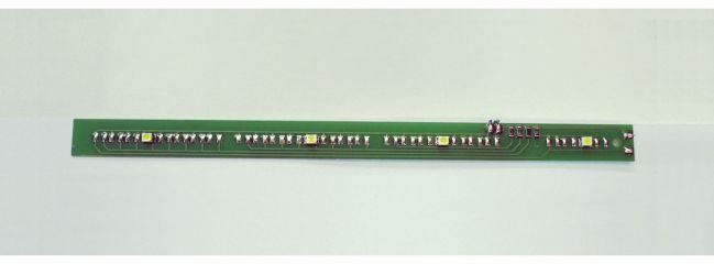 PIKO 56143 Innenbeleuchtung GTW Stadler für Mittelwagen Spur H0