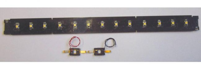 PIKO 56284 LED-Beleuchtungsbausatz für Personenwagen 111A | Spur H0
