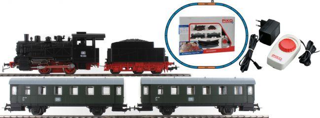 PIKO 57110 Start-Set Personenzug mit Dampflok Spur H0