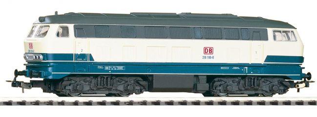 PIKO 57517 Diesellok BR 218 beige/blau DB Spur H0