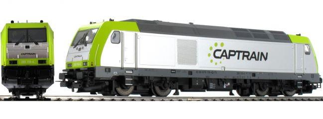 PIKO 57540 Diesellok TRAXX 285 | Captrain | DC analog | Spur H0