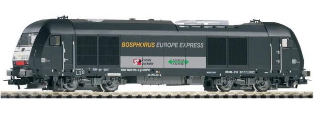 PIKO 57596 Diesellok ER20 Spur H0