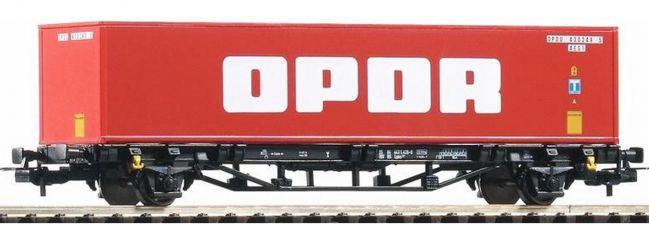 PIKO 57727 Containertragwagen NS OPDR Spur H0