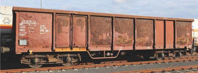 PIKO 58383 2er Set Offene Güterwagen Eaos DB | Spur H0