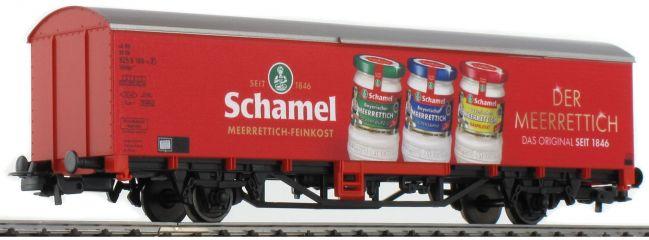 PIKO 58728 Gedeckter Güterwagen Schamel DB AG | DC | Spur H0