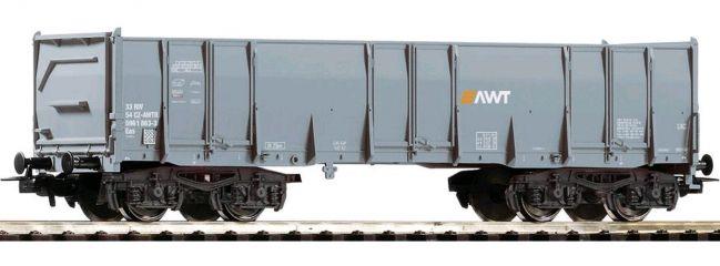 ausverkauft | PIKO 58747 Hochbordwagen AWT SK | DC | Spur H0