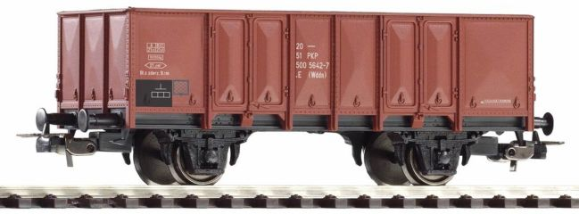 PIKO 58760 Offener Güterwagen Wddo | PKP | DC | Spur H0