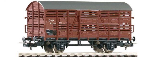 PIKO 58901 Verschlagwagen M Pro prepravu zvirat CSD | DC | Spur H0