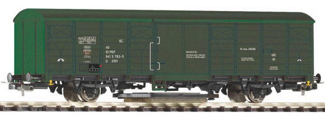 PIKO 58920 Schienenreinigungswagen PKP | DC | Spur H0