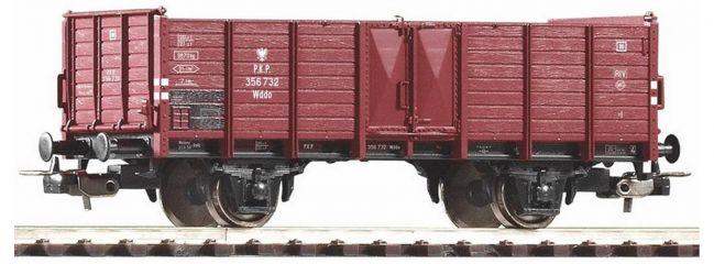 PIKO 58939 Offener Güterwagen Wddo PKP | DC | Spur H0